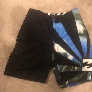 Size 32 Billabong Board shorts